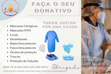 Faça o seu Donativo